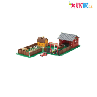 toy farm house for kids