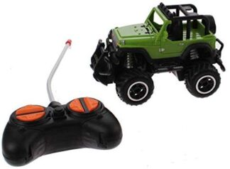 remote control monster mini car