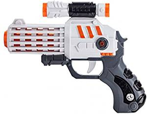 toy space gun for kids