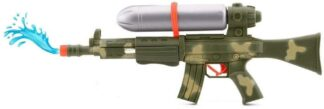 green water gun