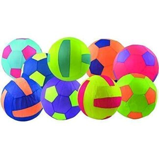 kids outdoor garden mesh ball