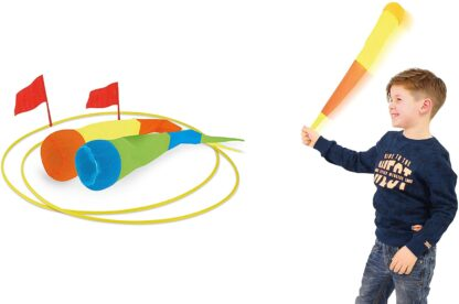 sling toss toy