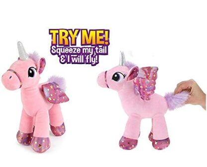 Plush Unicorn Toy