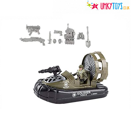 toy army boat